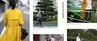 Zaraが日本人モデル起用 各国著名人出演「Pictures」にクリス‐ウェブ佳子