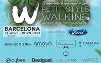 Petit Style Walking vuelve a Barcelona el 14 de abril