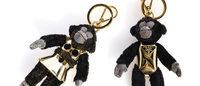 プラダが春節を祝うコレクション発売「猿」モチーフのチャームも