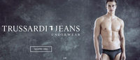 Trussardi launches underwear-specific website