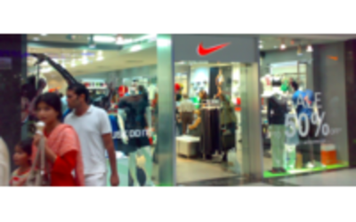 60310bfffddf Nike opens biggest India store in Bengaluru - News   Retail ( 548147)