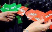 El comercio de proximidad mantiene sus ventas en rebajas
