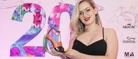Vencedora do Prêmio Francal Top de Estilismo faz sucesso com marca própria