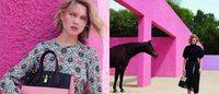 Primeiras imagens da nova campanha Louis Vuitton com Léa Seydoux