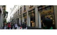 Milan revendique son rôle de capitale du shopping de luxe