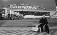 Giorgio Armani presenterà la prossima sfilata di Emporio all'hangar di Linate