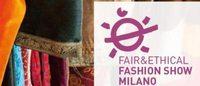 Colombia presente en Fair&Ethical Fashion Show en Milán