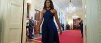 奥巴马夫人在白宫开起时尚培训班