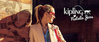 Kipling affida una capsule collection a Natalie Joos