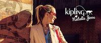 Kipling confie une capsule à Natalie Joos