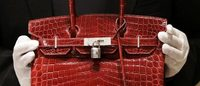 Jane Birkin and Hermes resolve differences over croc handbag