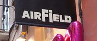Airfield mit erstem Store in Spanien