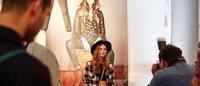 В рамках Миланской недели моды состоялась выставка Levi's®Lot700
