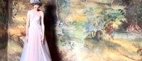 """Alberta Ferretti: """"Le mie spose, dee in pizzo e chiffon"""""""