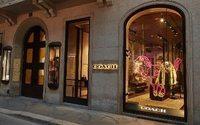Coach ouvre sa première boutique en Italie