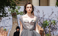 El nuevo New Look couture de Christian Dior