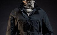 Barbour presenta una giacca disegnata da Ridley Scott