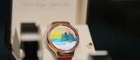 华为在京举办时尚派对,推广其HUAWEIWATCH星月系列智能腕表