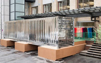 Birkenstock launches itinerant container store concept