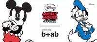 香港少女品牌b+ab发布Mickey Mouse & Friends 2016春夏联乘系列