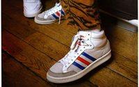 Adidas Originals relance son modèle de sneakers Americana