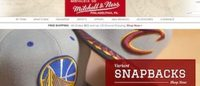 Adidas sells U.S. apparel firm Mitchell & Ness