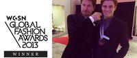 Allo stilista Oliver Spencer il 'WGSN Global Fashion Award'