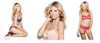 Heidi Klum torna alla lingerie, modella per Intimates