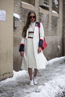 Street Fashion New York N287