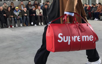 Louis Vuitton brings in streetwear giant Supreme for FW17