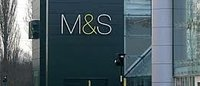 Marks & Spencer clothing sales fall again