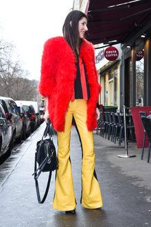 Street Fashion Paris N°252