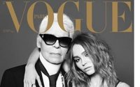 Karl Lagerfeld turns his critical eye to Vogue Paris