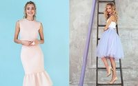 Бренд T-Skirt выпустил коллекцию платьев вместе с магазином Aizel