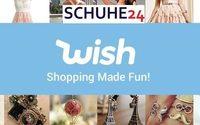 Schuhe24 weitet digitalen Vertrieb auf Wish.com aus