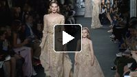 Elie Saab - Fashion Show Haute Couture Autumn / Winter 2016/17 (with interview)