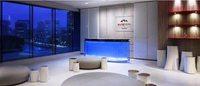 Evian installe un spa dans un centre commercial au Moyen-Orient
