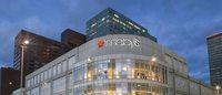 Macy's reports lower-than-expected sales, forms China JV