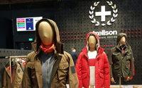 Strellson feiert Jubiläum seiner Swiss-Cross-Jacke