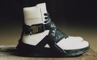 Balmain punta sulle sneaker e su Instagram