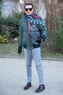 Street Fashion Paris N277