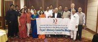 IndustriALL's Indian affiliates review progress