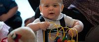 Grande Bretagne : le prince George déjà prescripteur de tendance