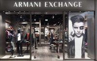 Armani Exchange inaugura una tienda en el centro comercial Plaza Río 2