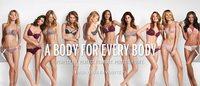Victoria's Secret: i body sono per tutte