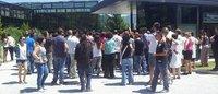 Le fabricant italien Ittierre en grève