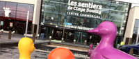 Klépierre revisite Les Sentiers de Claye-Souilly