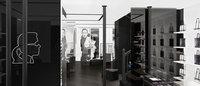 Karl Lagerfeld ouvre son temple à Saint-Germain-des-Prés