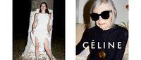 Céline Spring/Summer 2015 campaign captures Joan Didion