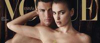 Cristiano Ronaldo posa nu para capa da revista Vogue espanhola